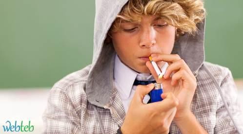 مشاكل الطلاب: التدخين والكحول والمخدرات