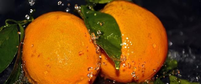 غسل الفواكه والخضروات: الطريقة الصحيحة