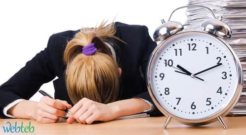 نصائح سهلة لإدارة الوقت والتحكم به