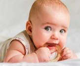 التسنين عند الاطفال