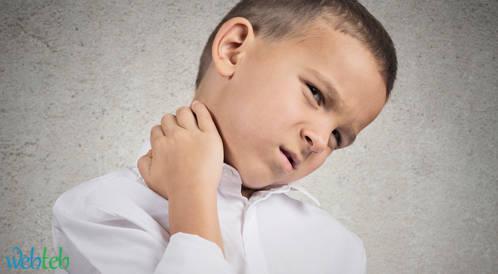 الإلتواءات والتمزقات عند طفلك