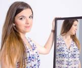 المراهق في مرآة نفسه