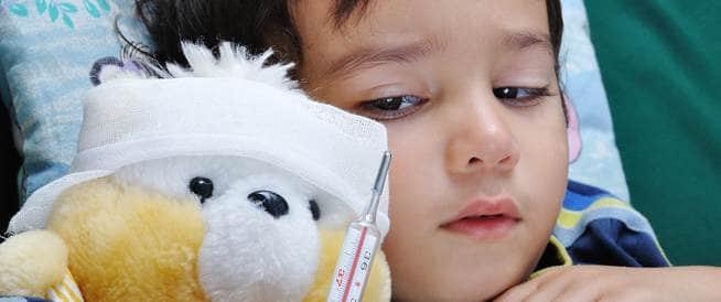 كيف يمكن تخفيف الحمى عند الاطفال