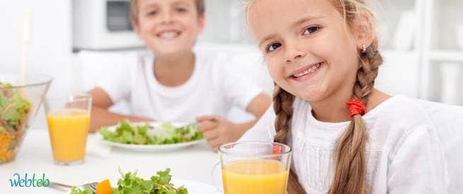 العادات الغذائية المكتسبة ومدى صحتها