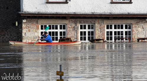 الصمود في وجه السيول والفيضانات: كيف نتصرف؟