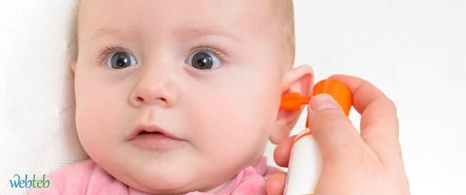 طبيعي عند حديثي الولادة أم يجب التنبّه له؟