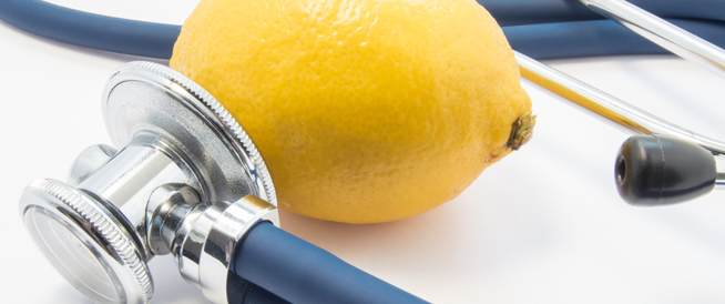 فوائد الليمون جمال وصحة