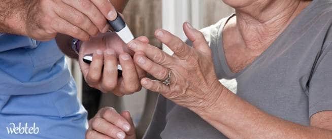 ما هي أكثر أعراض مرض السكر  شيوعاً
