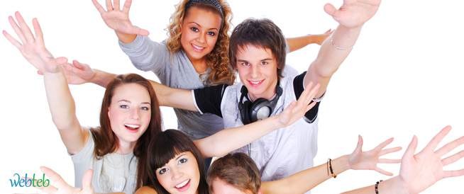 هل علاقات ابنك المراهق الاجتماعية صحية؟