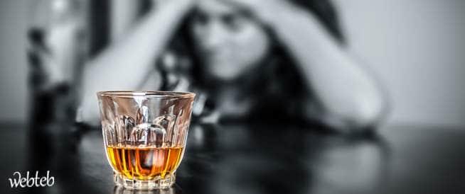 مخاطر شرب الكحول على صحة النساء