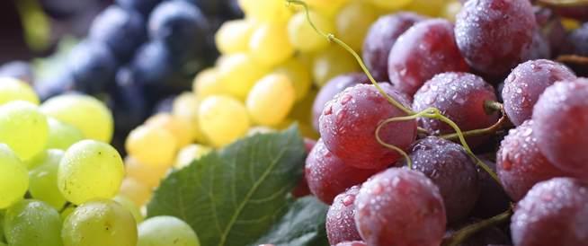 فوائد العنب للصحة
