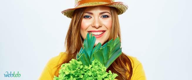 اهمية التغذية النباتية والطبيعية