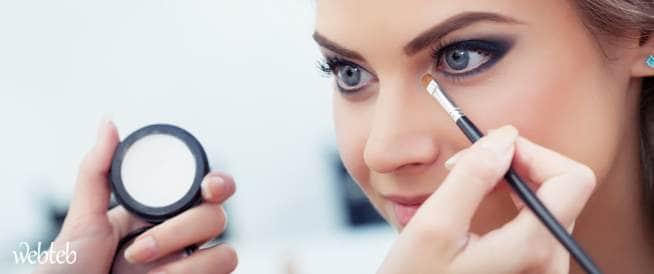 الماكياج والاستخدام الآمن لمنتجات العينين