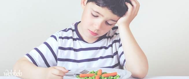 نصائح لتجنب اضطراب الأكل عند الأطفال