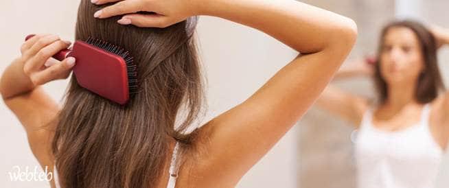 كيف تحافظون على صحة الشعر ولمعانه؟