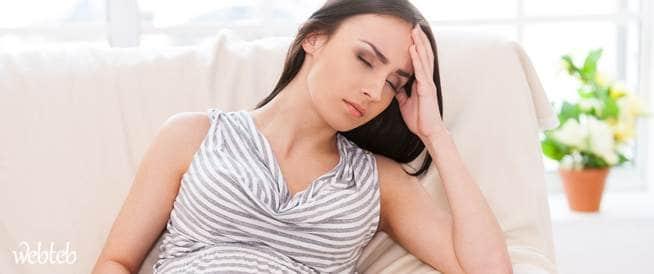 بعض المشاعر التي تخلفها المرأة الحامل