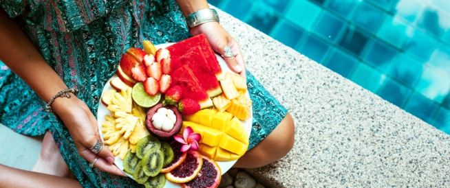7 نصائح لغذاء صحي في الصيف