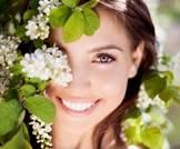 العناية بجمالك على أساس النباتات الطبية