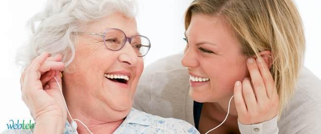 الموسيقى والفن لعلاج مرض الزهايمر