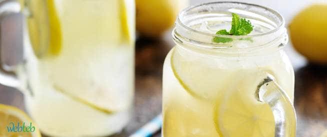 الماء والليمون هل هو المشروب الحارق للدهون؟