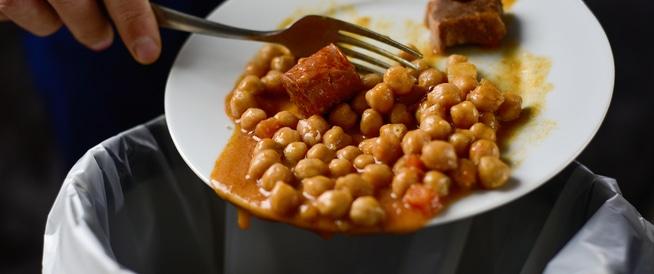 اهدار الطعام في رمضان: معطيات وحلول