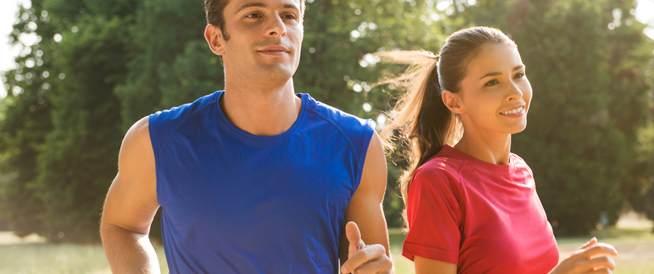 اللياقة البدنية في الهواء الطلق تمتعنا بصحة افضل