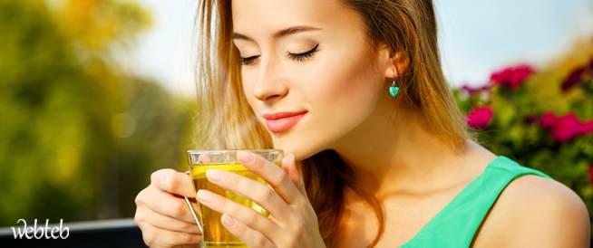 الشاي الاخضر يحارب تسوس الاسنان