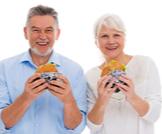 أغذية تجعلك أكبر سناً
