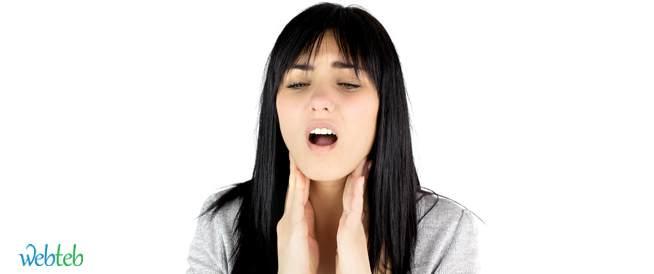 كيف اعرف أنني مصاب بالتهاب الحلق؟