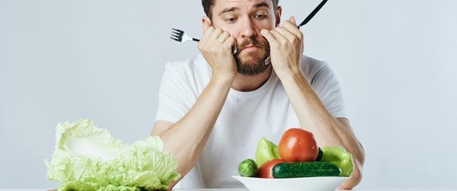 ماذا يحدث لجسمك اذا أصبحت نباتياً