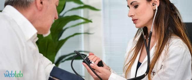 جميع المعلومات عن أعراض هبوط الضغط وأسبابه وطرق علاجه