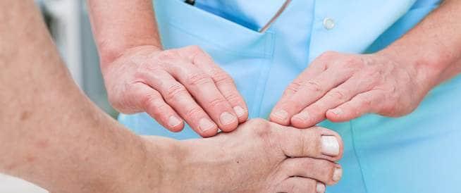 القدم السكرية – كيف يمكن الوقاية منها؟