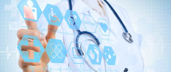 How did technology contribute to the development of medicine?