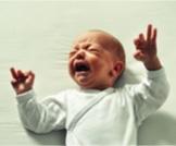 حل أحجية بكاء الطفل
