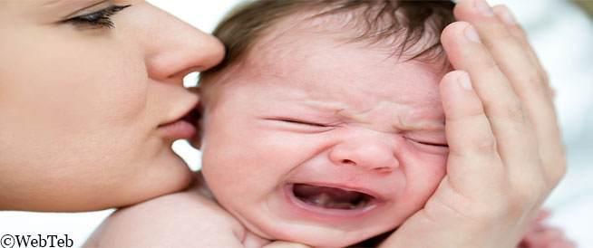 الطفل حال البكاء: ما الذي عليك فعله؟