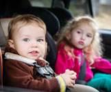 قواعد السلامة المتعلقة بكرسي السيارة