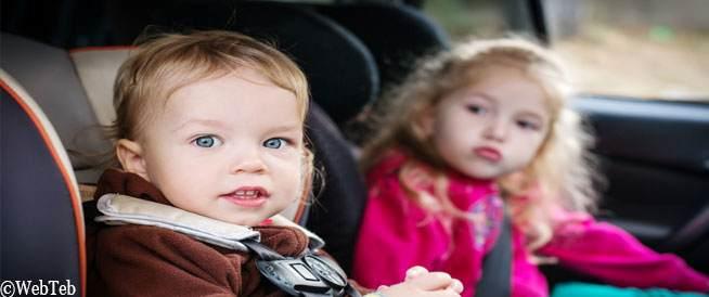 السلامة المرتبطة بمقاعد السيارة: تجنب 10 أخطاء شائعة