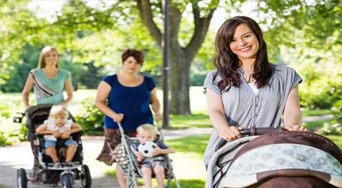 سلامة عربة الأطفال: نصائح للوالدين