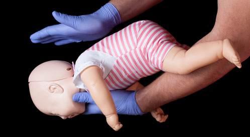 الاختناق لدى الرضع: كيف تحافظ على سلامة طفلك