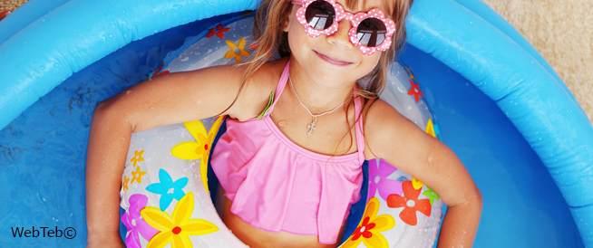 السلامة  في المياه - حماية أطفالك من الغرق