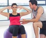 تمارين تقوي العضلات الأساسية