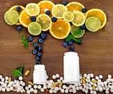 أدوية ومكملات غذائية