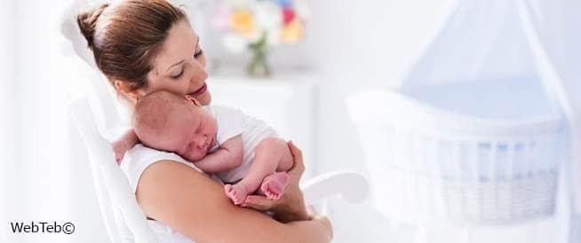 رعاية الطفل حديث الولادة - 10 نصائح للوالدين للتعامل مع الضغط