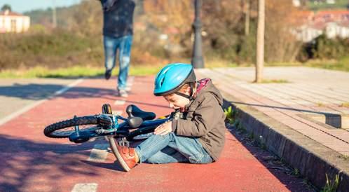 حماية الطفل من الوقوع: كيف؟