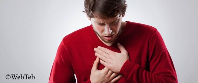 حرقة فم المعدة أو الأزمة القلبية: متى ينبغي القلق