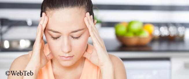 أهم أسباب إصابة المرأة بالصداع ويب طب
