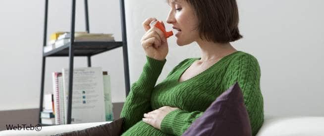 الحمل والربو: التحكم في الأعراض