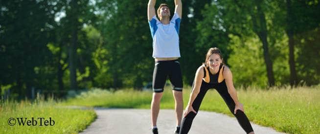 اللياقة البدنية: نصائح للبقاء متحمسًا