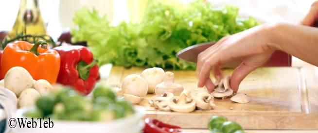النظام الغذائي الصحي للقلب: 8 خطوات للوقاية من أمراض القلب