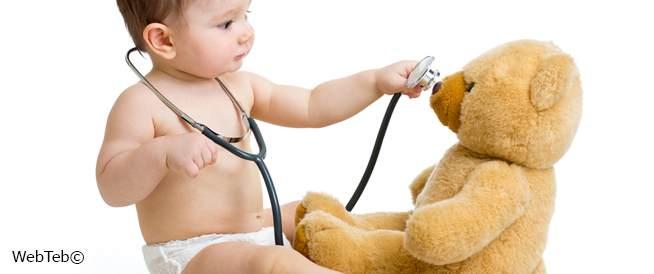 الطفل المريض: متى ينبغي طلب الرعاية الطبية؟
